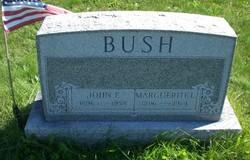 """Marguerite Lenora """"Nora"""" <I>Todd</I> Bush"""