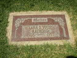 Clara S. <I>Young</I> Raymond