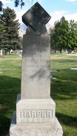Alfred William Harper
