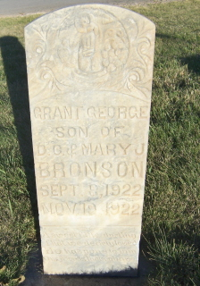 Grant George Bronson