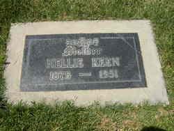 Nellie Jane <I>Isett</I> Keen