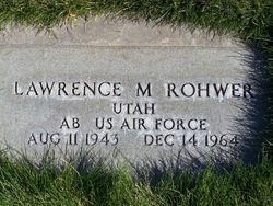 Lawrence Martin Rohwer