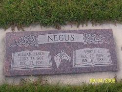 William Lance Negus