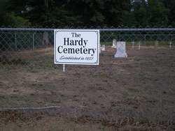Hardy Family Cemetery