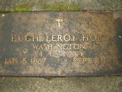 Hugh Leroy Holt