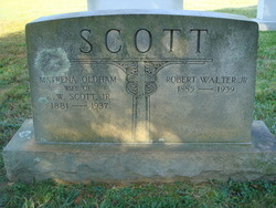 Robert Walter Scott, Jr