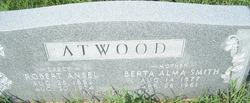 Berta Alma <I>Smith</I> Atwood