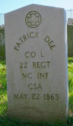 Patrick Dee