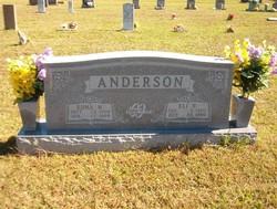 Edna M <I>Hamilton</I> Anderson