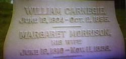 """Margaret """"Mag or Peggy"""" <I>Morrison</I> Carnegie"""