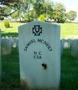 Samuel McNeily