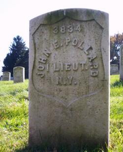 Lieut John E. Pollard
