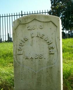 Pvt Louis Dresher