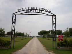 Prairie Hill Church Cemetery