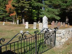 Lake Vale Cemetery