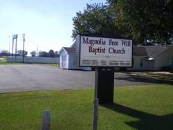 Magnolia Free Will Baptist Church Cemetery