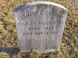Pvt Clement G. Cordery