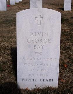 Alvin George Bay