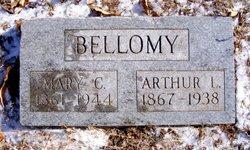 """Mary Catherine """"Mollie"""" <I>Fletcher</I> Bellomy"""