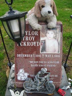 Taylor Troy Ackroyd