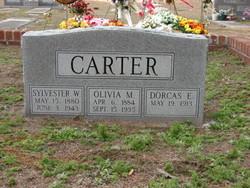 Olivia W. <I>Martin</I> Carter