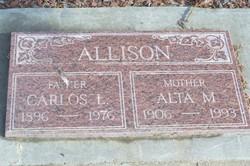 Carlos L Allison