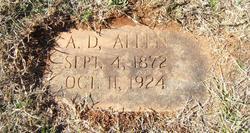 A D Allen