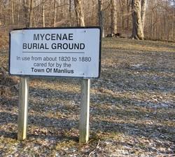 Mycenae Burial Ground