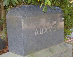 Elizabeth Anna <I>Gephart</I> Adams