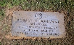 1LT Robert Hughes Donaway