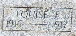 Louise Frances Cleveland