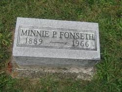 Minnie Pearl <I>Hardin</I> Fonseth
