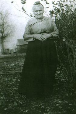 Anna <I>Leubbert</I> Munchrath
