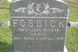 John W. Fosdick