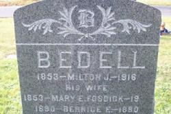Milton J. Bedell