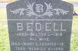 Bernice E. Bedell