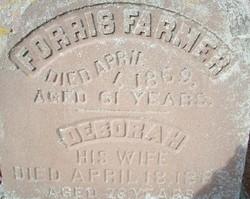 Deborah <I>Brown</I> Farmer