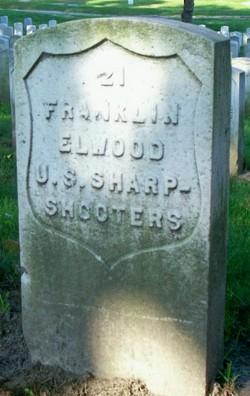 Pvt Franklin Elwood