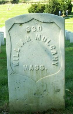 Pvt William Mulcahy