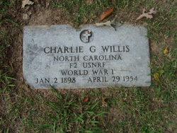 """Charles Gable """"Charlie"""" Willis"""