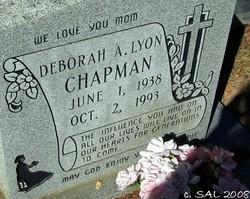 Deborah A. <I>Lyon</I> Chapman