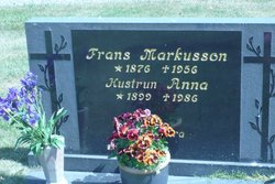 Anna Emilia Marcusson