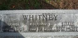 Martha <I>Wandell</I> Whitney