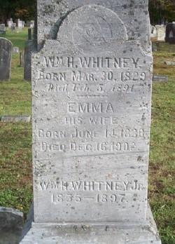William Henry Whitney, Jr