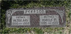 Myrtle Percilla <I>Mower</I> Pearson