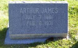 Arthur James