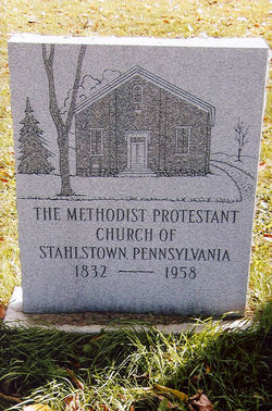 Methodist Church Cemetery