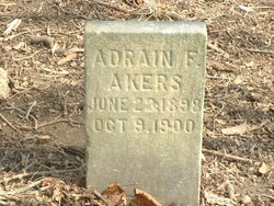 Adrian F Akers
