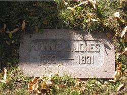Jennie L <I>McCargar</I> Jones