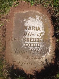 Maria <I>Berninger</I> Bredbenner